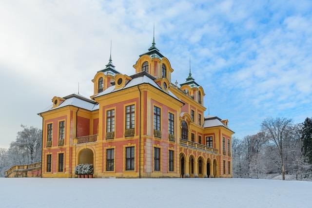 Ludwigsburg Germany, Favorite, Winter, Snow