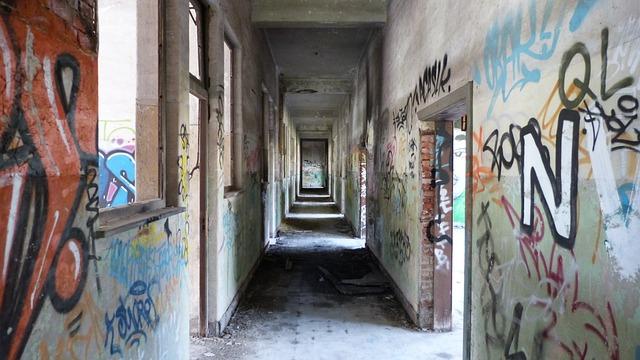 Chartreuse, Cork, Luik, Belgium, Grivegnée, Graffiti