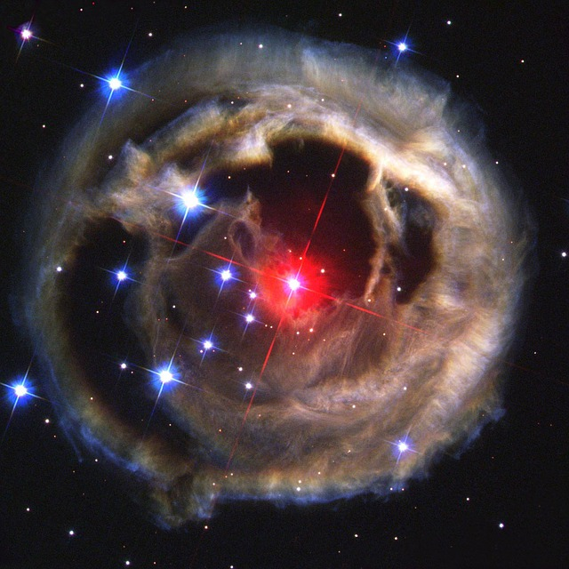 V838 Monocerotis, Galaxy, V838 Mon, Luminosity Red Nova