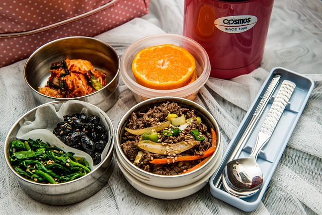 Lunch Box, Lunch Dishes, Korean, Side Dish