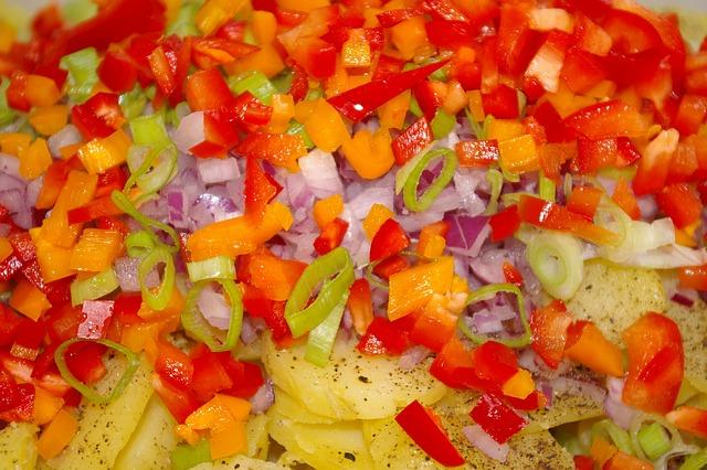 Potatoes, Eat, Food, Salt Potatoes, Salty, Lunch