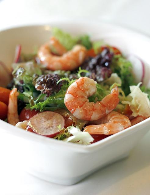 Gourmet, Salad, Lunch, Breakfast