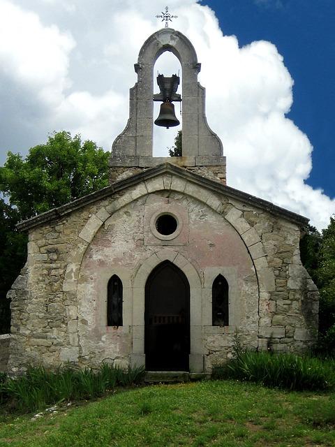 Chapelle Saint-michel, Lurs, Alpes-de-haute-provence