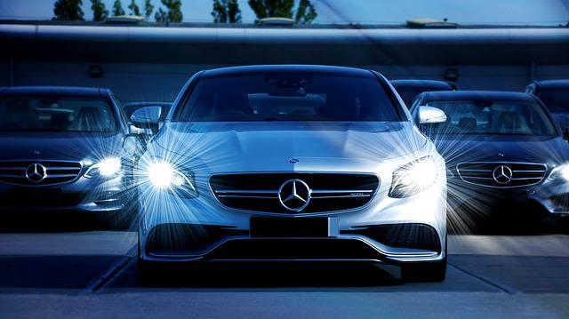 Car, Mercedes, Transport, Auto, Motor, Luxury, Vehicle