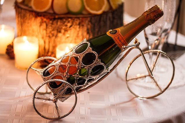 Vintage, Drink, Glass, Luxury, Closeup