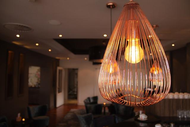 Within, Lamp, Room, Luxury, Light