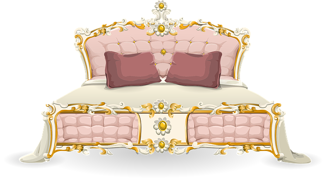 Bed, Luxury, Bedroom, Relaxation, Relaxing, Pillows