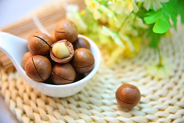 Macadamia Nuts, Nut, Protein