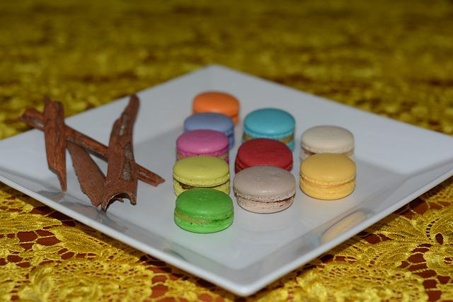 Macaron, Candy, French