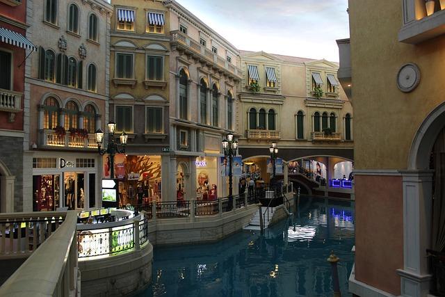 Macau, Casino, Venetian