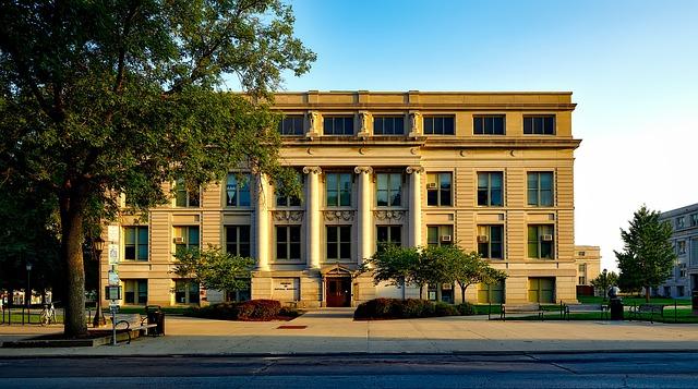 University Of Iowa, Iowa City, Macbride Hall, Campus
