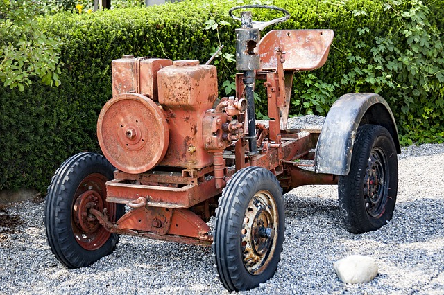 Machine, Tractors, Ancient, Tractor, Historically