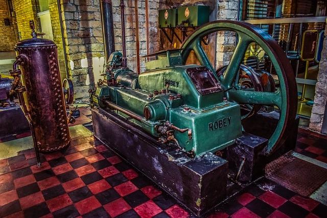 Carob Mill Museum, Machine, Equipment, Industrial