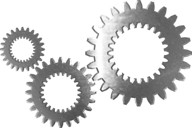 Gear, Process, Machine, Mechanism, Cogwheel, Industrial
