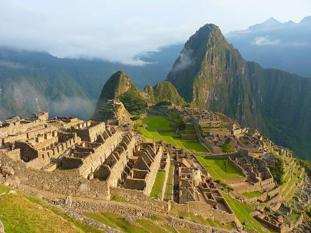 Machu Picchu, Peru, Inca, Tourism, Architecture