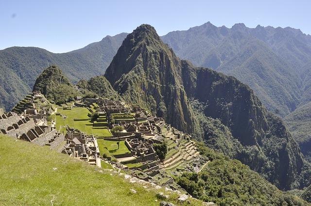 Machu Picchu, Peru, Inca, South America