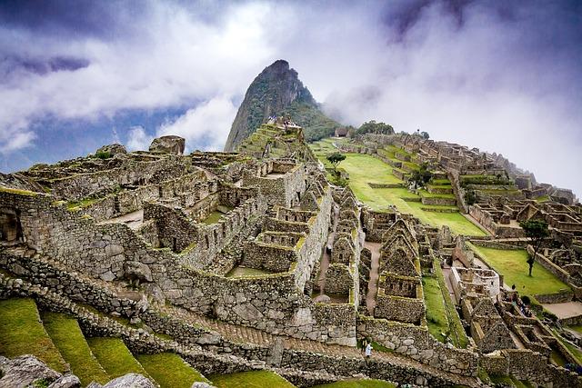 Machu Picchu, Peru, Inca, Travel, Machu, Picchu