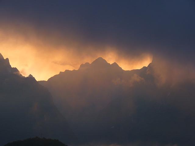 Andes, Mountains, Machu Picchu, Machupicchu, Peru