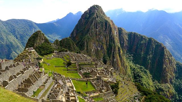 Machu Pichu, Peru, Ruins, Inca