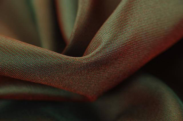 Fabric, Textile, Abstract, Macro, Detail, Nobody