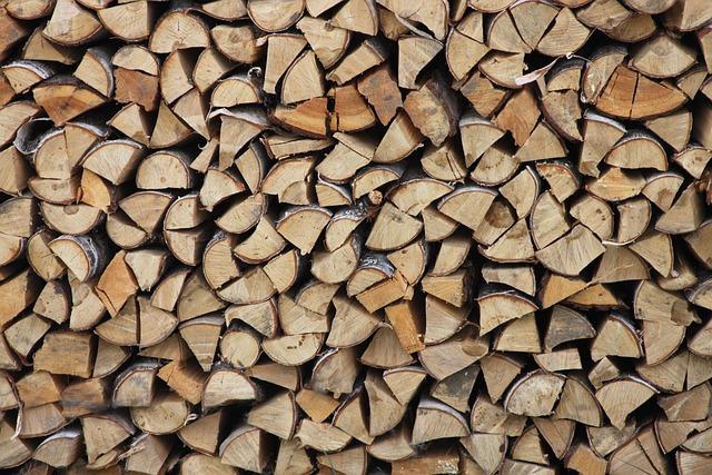Firewood, Background, Wood, Tree, Macro Photography