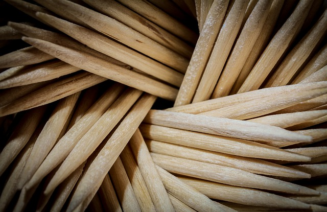 Toothpick, Macro, Texture, Surface, Wood, Meal