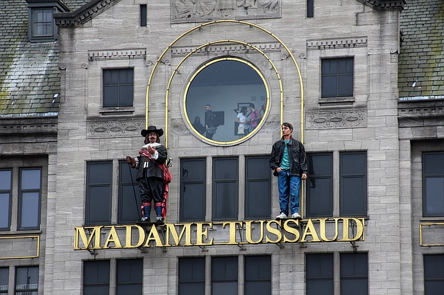 Madame Tussaud, Madame, Tussaud, Wax Museum, Tourism