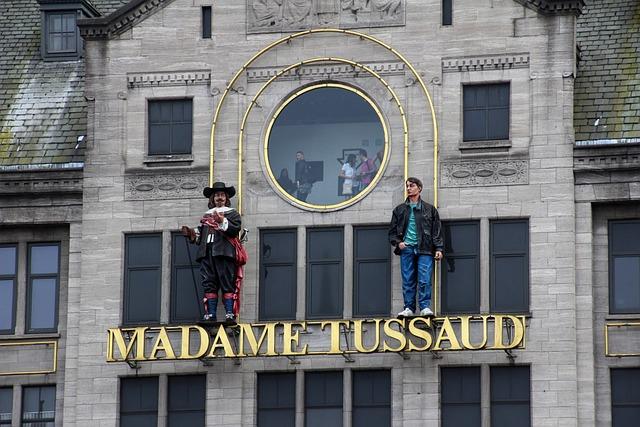 Madame Tussaud, Madame, Tussaud, Wax Museum, Tourism