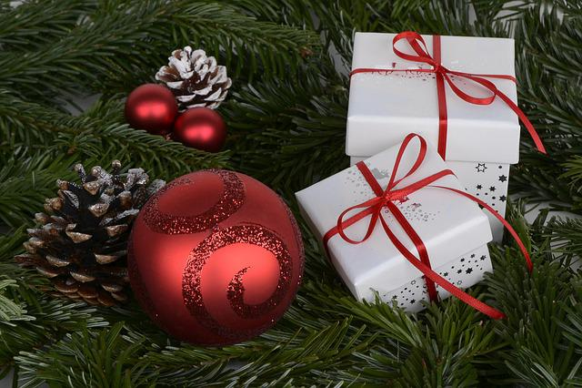 Christmas Balls, Made, Gift, Christmas Gift, Surprise