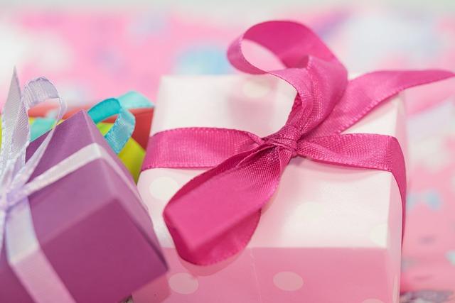 Gift, Made, Package, Loop, Packet Loop, Christmas