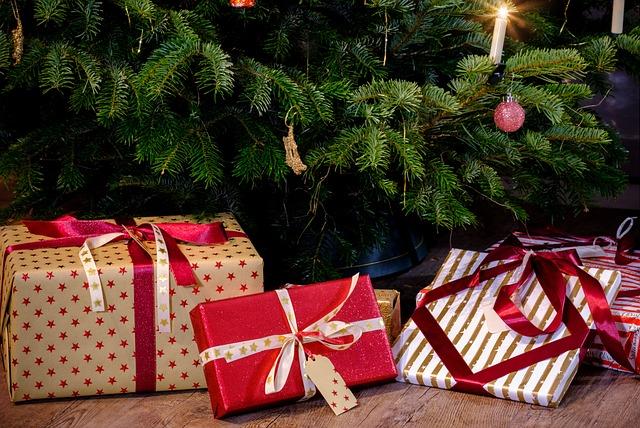 Christmas, Christmas Time, Gifts, Give, Surprise, Made