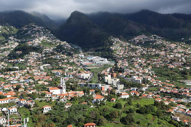 View, Mountain, Madeira, Point Of View, Portugal