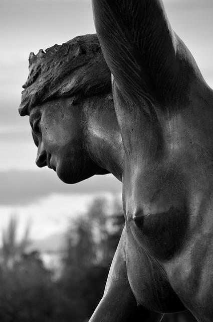 Monument, Madrid, Park, Artistic, Monuments