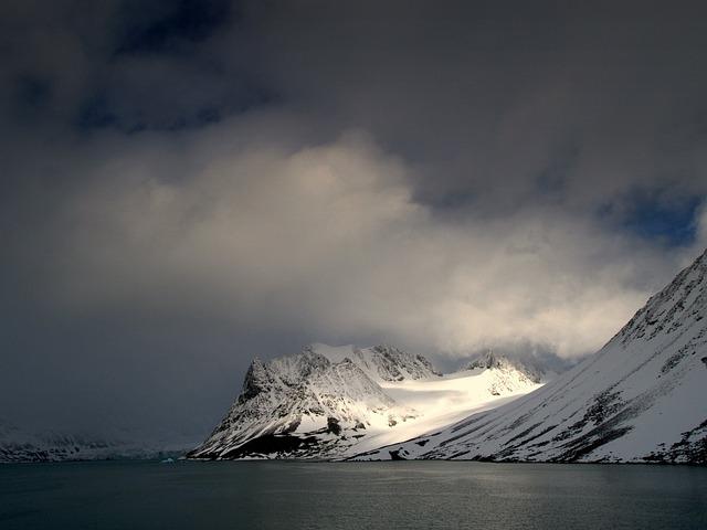 Spitsbergen, Magdalene Bay, Cruise
