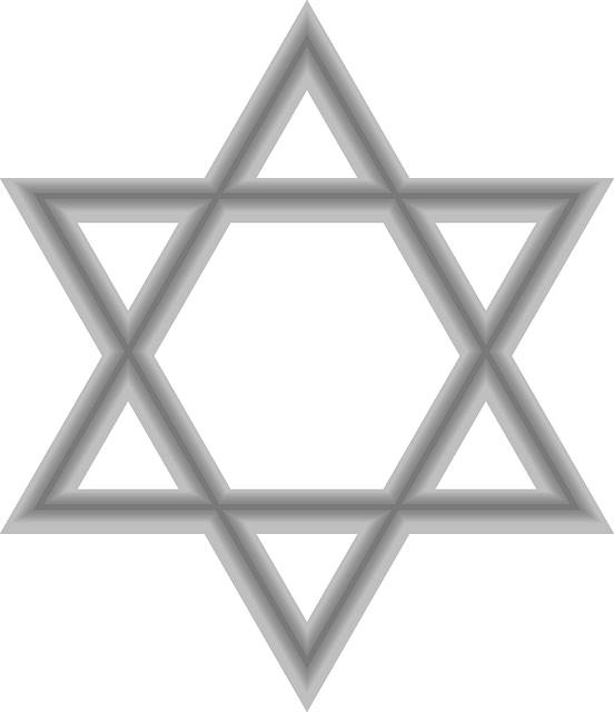 Star Of David, Magen David, Shield Of David