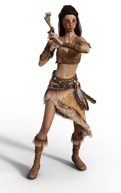 Woman, Amazone, Combative, Fight, Fantasy, Magic