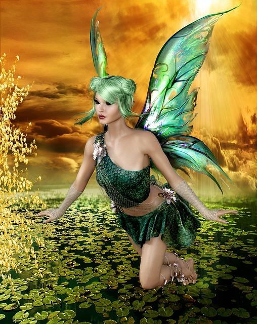 Woman, Magical, Fairy, Fantasy, Female, Magic, Princess