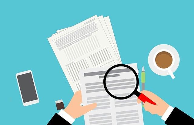 Audit, Report, Verification, Magnifier, Auditor