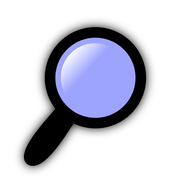 Magnifying Glass, Loupe, Magnify, Search, Detect, Find