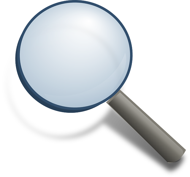 Magnifying Glass, Loupe, Search, Magnify, Lense, Detect