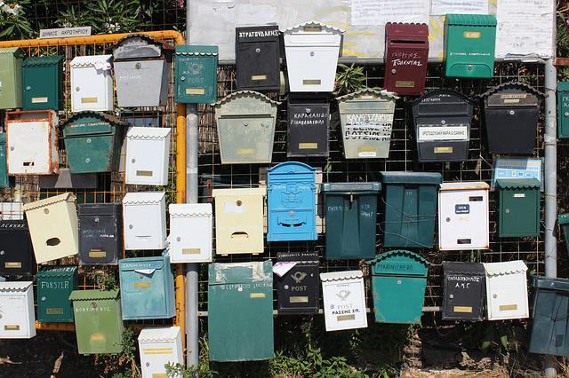 Post Letter, Mail Box, Letter Boxes, Letters, Mailbox