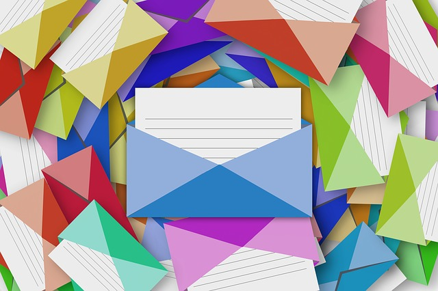 Envelope, At, Mail, Email, E Mail, Post, Characters