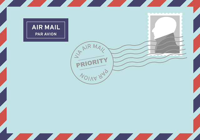 Post, Air Mail, Letters, Airmail Letter, Mail, Airmail