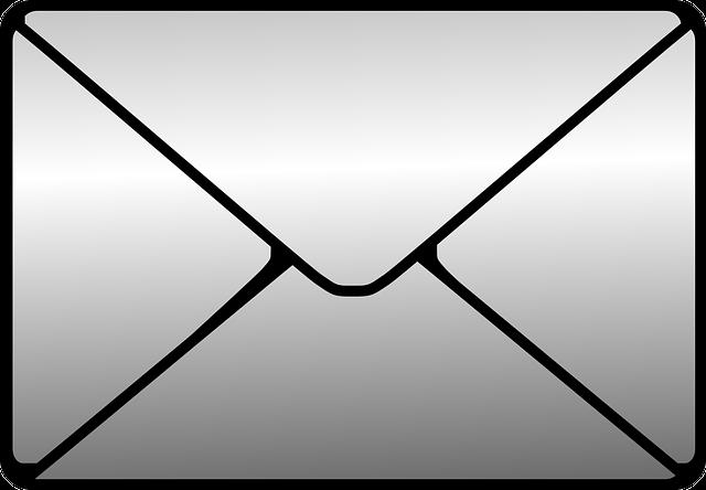 Envelope, Postage, Letter, Mail, Office