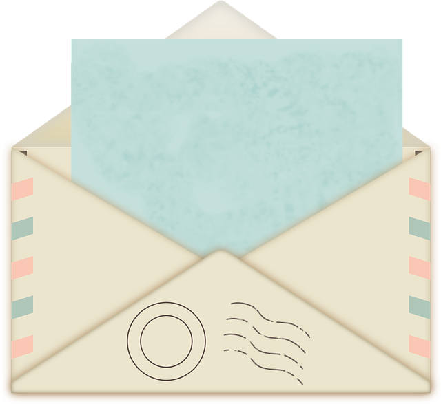 Envelope, Mail, Postage, Post Office, Postal