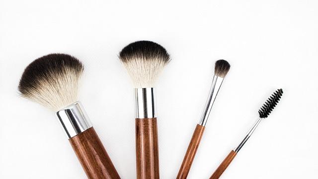 Makeup Brush, Brush, Cosmetics, Makeup, Make Up