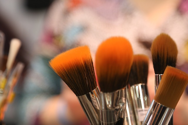 Brushes, Cosmetic Tools, Brush, Cosmetics, Makeup