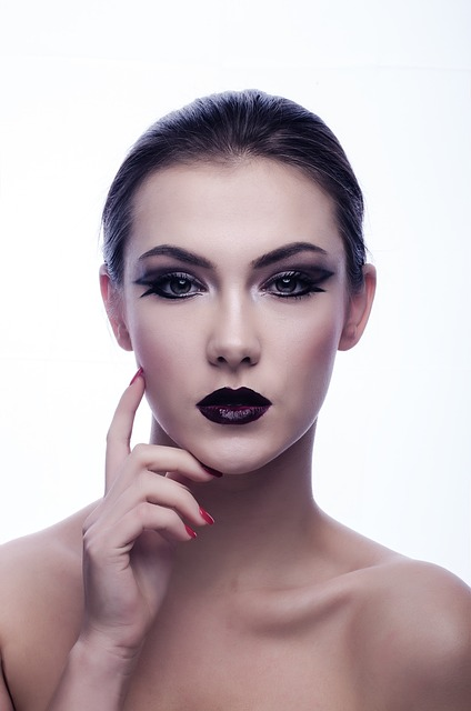Girl, Eyes, Makeup, Sexy, Glamor, Model, Portrait