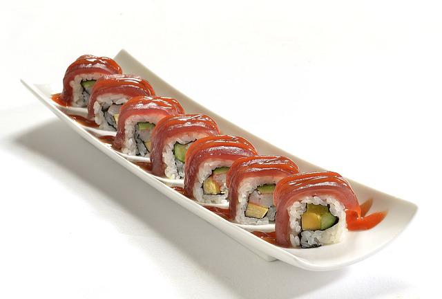 Asian Food, Sushi, Oriental, Maki, Sashimi, Asian