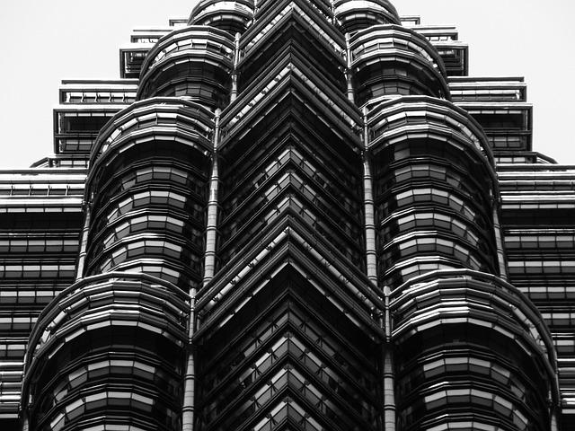 Kuala Lumpur, Petronas Twin Towers, Malaysia